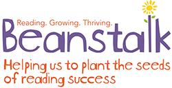 Beanstalk - Reading, Growing, Thriving logo